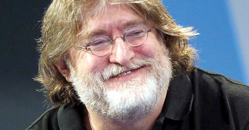Valve Corporation chief executive Gabe Newell. Photo: Supplied.