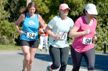 The Queen Charlotte Relay has been staged since 1982. Photo: Supplied.