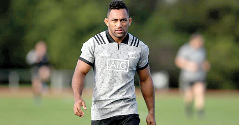 All Blacks winger Sevu Reece has signed for the Mako in 2020.