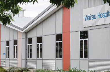 Council have given their approval to subdivide land at Wairau Hospital. Photo: Supplied.