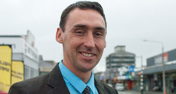 Jamie Arbuckle has revealed his intention to stand for Marlborough Mayor. Photo: Matt Brown.