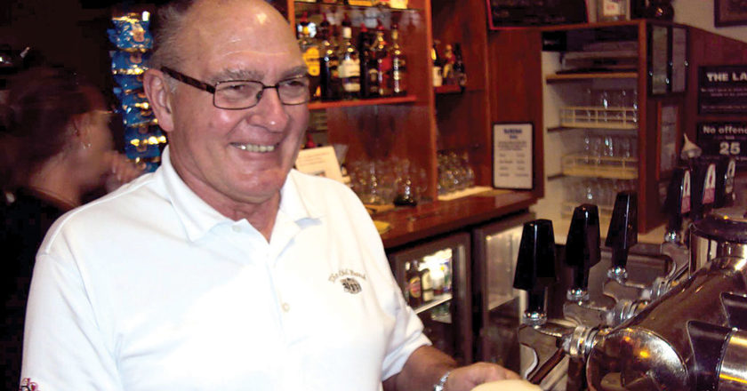 Former Junction Hotel owner Mike Pink. Photo: Supplied.