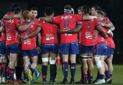 The Tasman Mako are expected to be a formidable force in the 2019 Mitre 10 Cup. Photo: Shuttersport.