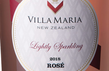 Villa Maria Estate are recalling a 2018 batch of sparkling rosé. Photo: Supplied.