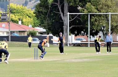 The Marlborough senior Twenty20 competition began on Friday evening. Photo: Peter Jones.
