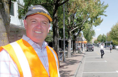Assets and services manager Richard Coningham. Photo: Supplied.