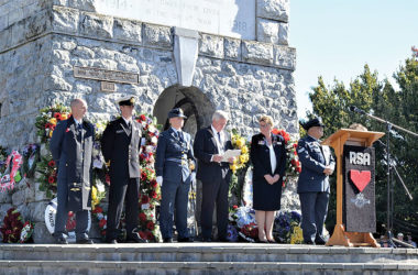 There will be no public Anzac commemorations held in Marlborough in April. Photo: Paula Hulburt.