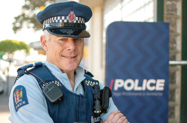 Lockdown has made it easier for police officers to spot people breaking the law, says senior community constable Russell Smith. Photo: File