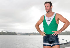 Wairau sculler Robbie Manson showed he is in top form leading into a pivotal international season. Photo: Rowing NZ