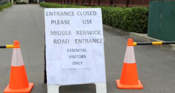 Ashwood Park introduced measures to help safeguard their residents prior to lockdown. Photo: File