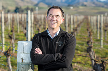 Wine Marlborough chief executive Marcus Pickens. Photo: Supplied.