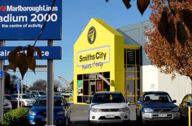Smiths City in Blenheim may not be included in the sale agreement. File photo.